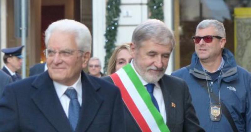 Il Presidente Mattarella a Genova per il Congresso della ANM