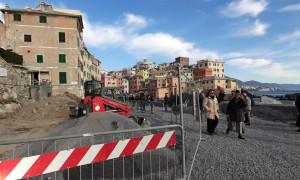 Genova, al via i lavori di riqualificazione di Boccadasse, uno degli angoli più amati da genovesi e turisti