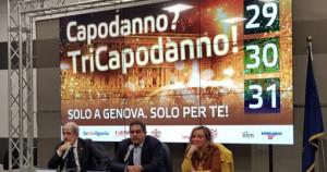 Il 'TriCapodanno' di Genova dura tre giorni