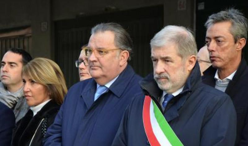 Genova, Guido Rossa la commemorazione in via Fracchia