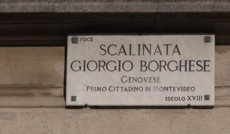 Inaugurata oggi la 'nuova' Scalinata Borghese