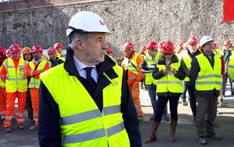 Ponte per Genova, conclusi i lavori dell'ultima delle 18 pile