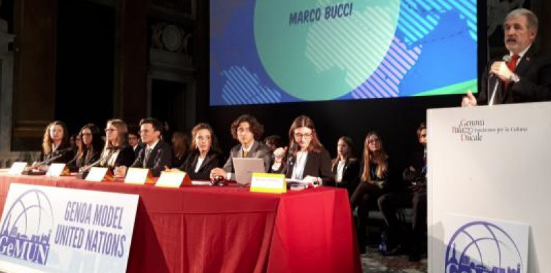 GeMUN 2020, Genova ospita l'Onu dei ragazzi