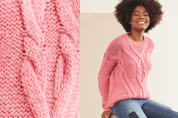 Discover your knit hit this season with all-new jumpers at George.com
