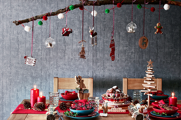 Appreciate your festive settings by getting your home prepared for Christmas