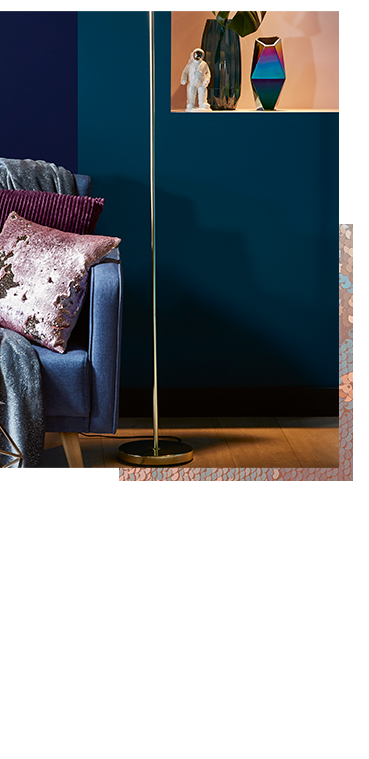 Look to the stars and take inspiration from the galaxy with high-shine finishes and intergalactic accessories with our Cosmic collection