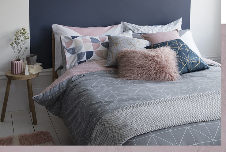 Turn your home into a retreat with our Hamony home collection