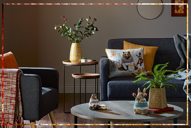 Bring a world of style into the home with our Wanderer collection
