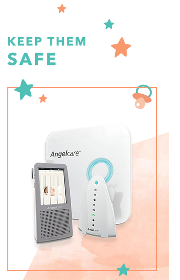 Shop our range of baby monitors and sterilisers and sets