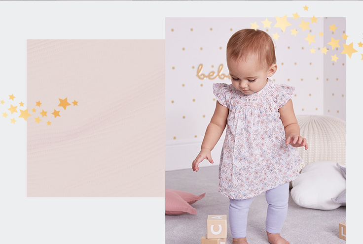 Billie by Billie Faiers has a new range of adorable baby clothing
