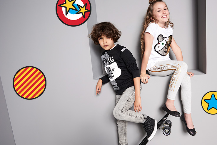 Do your thing for Children in Need with our Pudsey clothing and accessories range