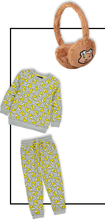 Shop Pudsey clothing and accessories