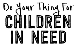 Do Your Thing For Children In Need