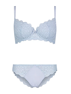Shop our gorgeous lace bra and knicker sets