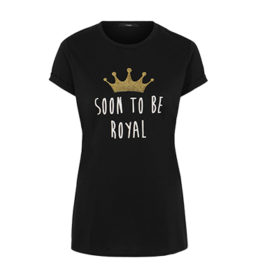 Get into the party spirit and choose from our Royally-inspired range