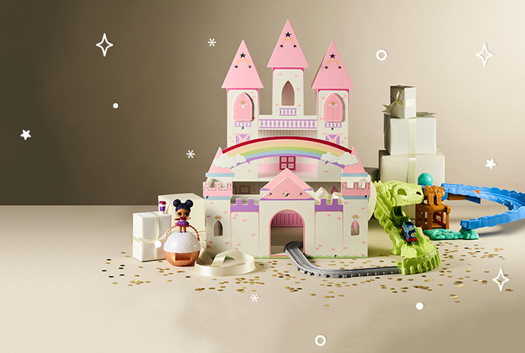 Make Christmas extra-special with the latest toys