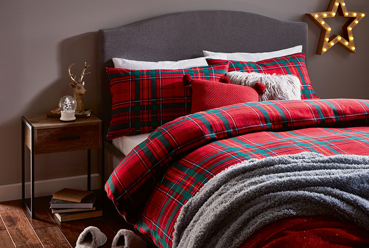 Get your home ready for Christmas with our Nordic home collection