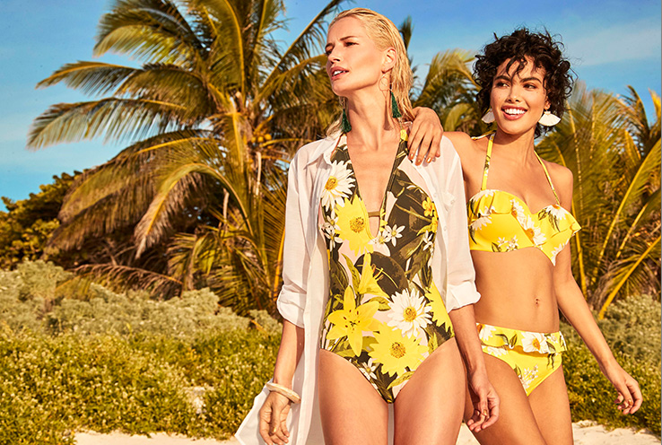 You've got that pre-holiday glow kicking in as you start thinking about sunny blue skies and white sandy beach crunching under your feet. Life & Style share the must-have women's dresses you need to pack so you look chic at the beach and by the pool.