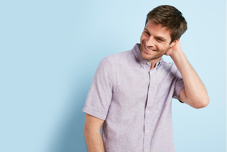 If your wardrobe needs a refresh, then Life & Style have you covered with these stylish summer time looks for dads from our menswear collection just in time for Father's day!