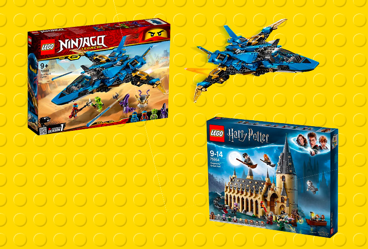 Shop LEGO playsets for little ones