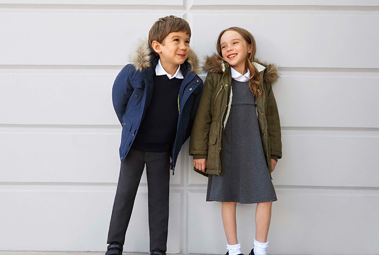 If you need to pick up some last minute school uniform for the new term, Life & Style share the latest tips to make sure the kids are well presents on their first day back.