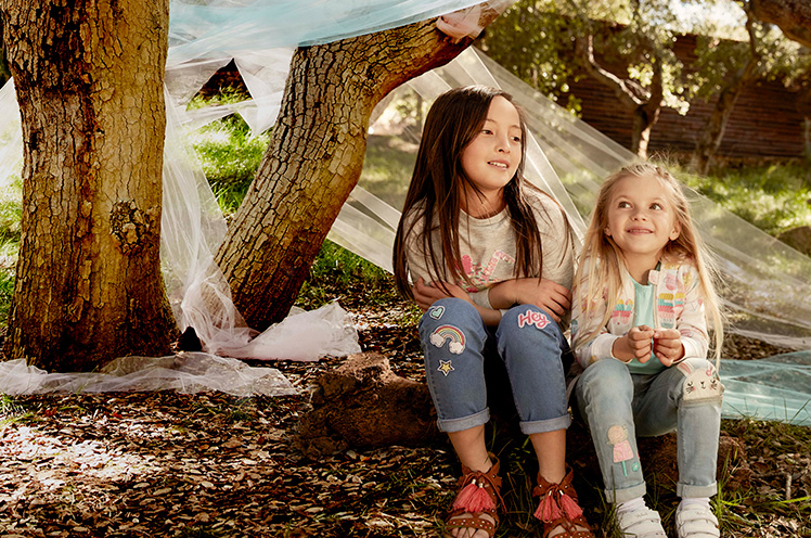 Refresh their wardrobe for the summer with our girls' collection at George.com
