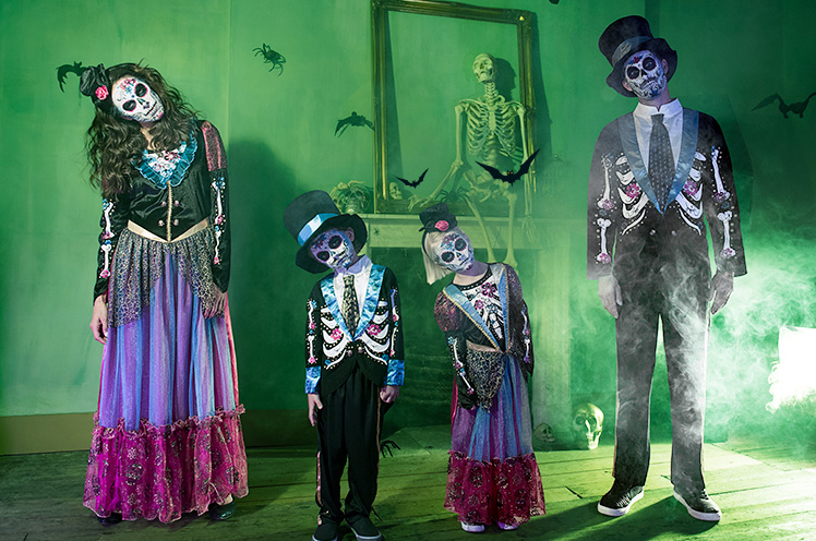 Shop spell-binding Halloween outfits for all the family at George.com