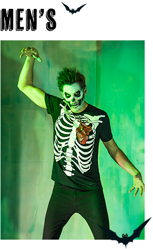 Prepare to scare with our selection of men's Halloween costumes at George.com