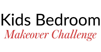 Children's Bedroom Makeover Challenge