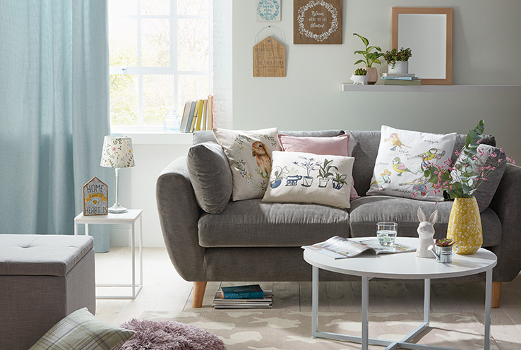 Embrace the countryside look with our new Modern Country home collection