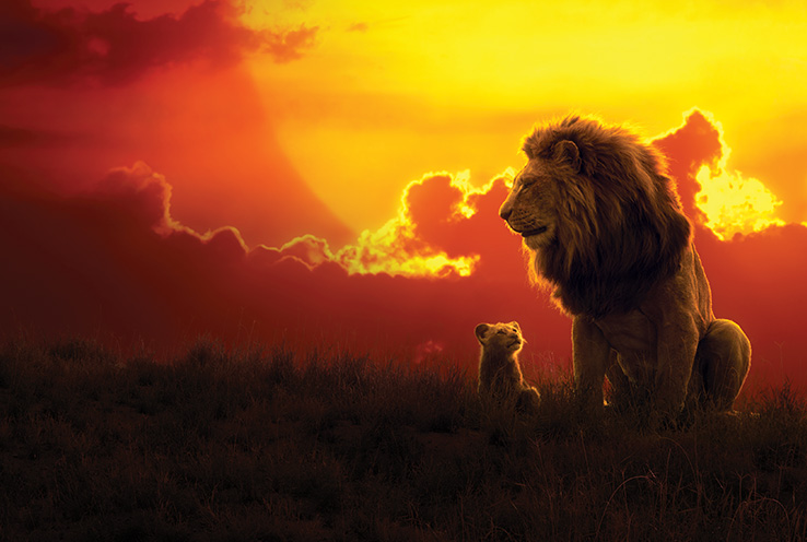 Explore our Disney's The Lion King collection