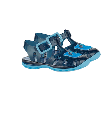Keep little feet comfy with our fun range of jelly shoes