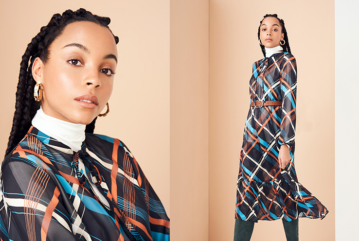 Discover our women's AW19 lookbook