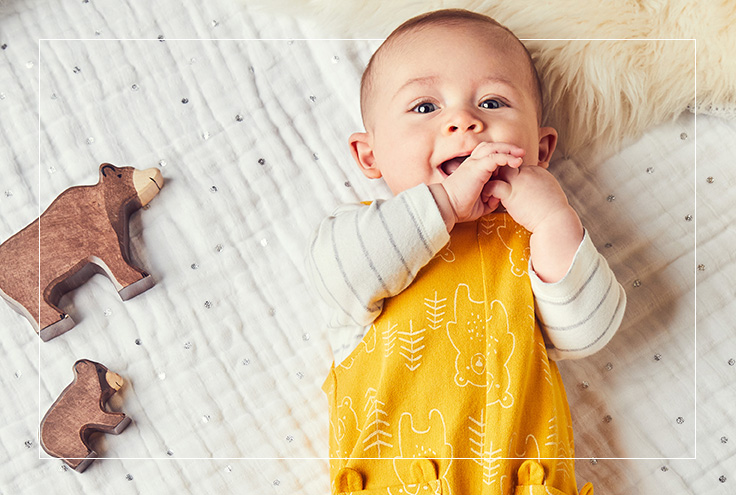 Explore our AW19 collection for babies