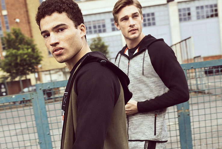 Discover our new Athleisure collection