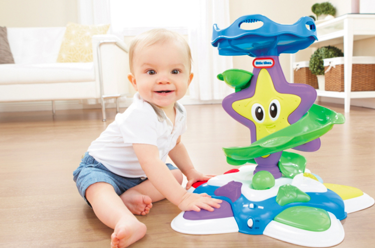 Teach your baby mobility and co-ordination skills with our range of fun, educational toys.
