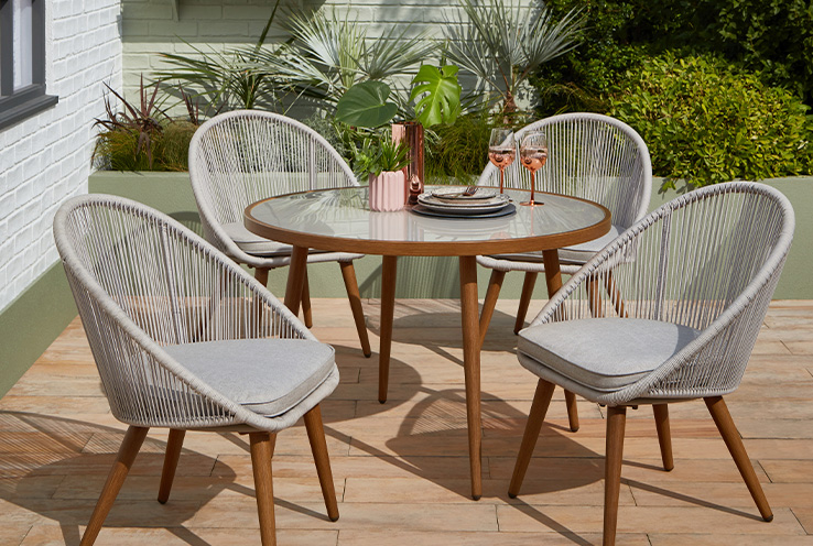 Explore our garden furniture guide