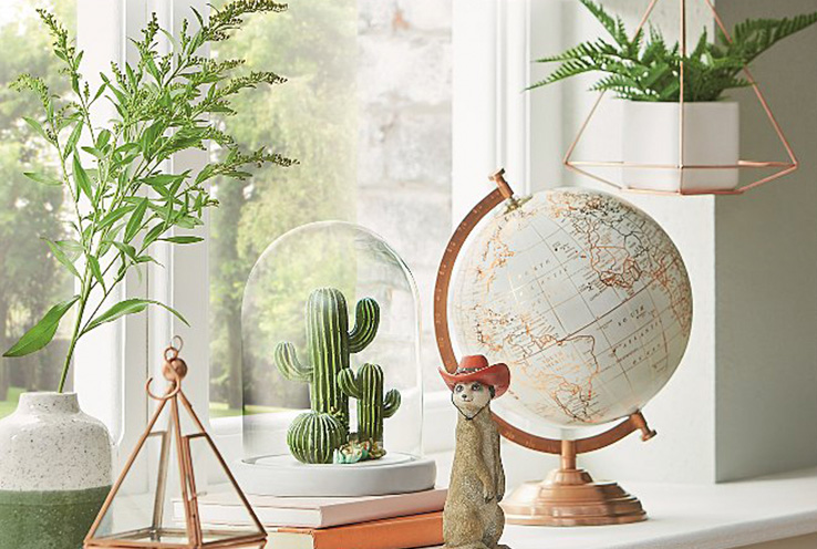 Learn how to update your home this spring with our tips and décor ideas