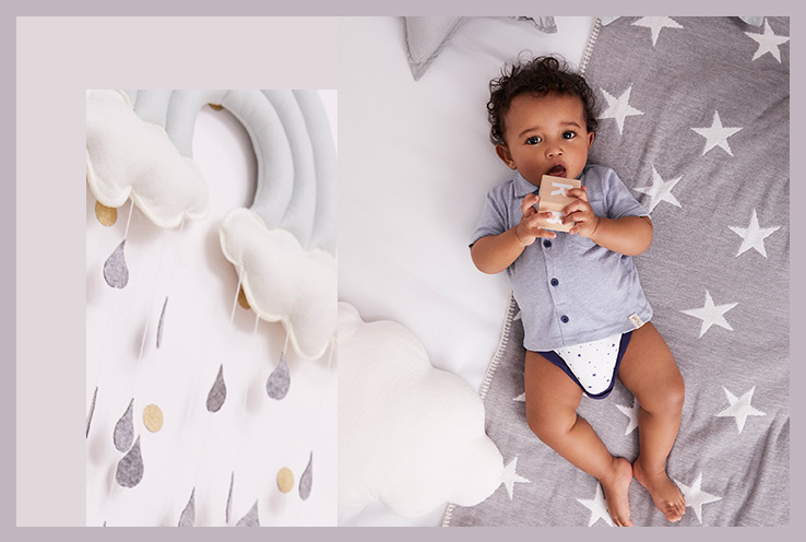 Discover how to create the perfect nursery