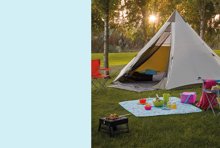 Discover family camping checklist