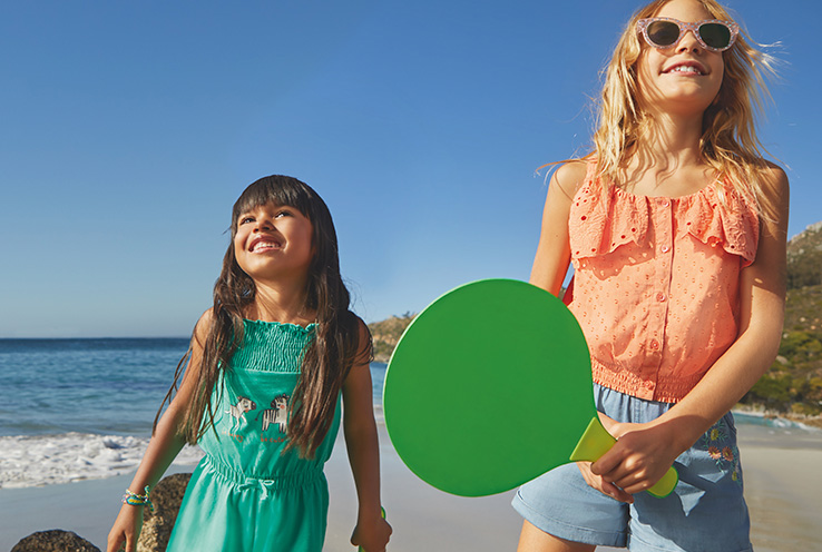 Get the family ready for summer with our must-have holiday essentials