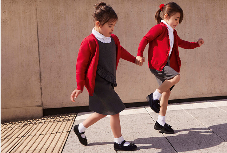 Discover our school uniform checklist