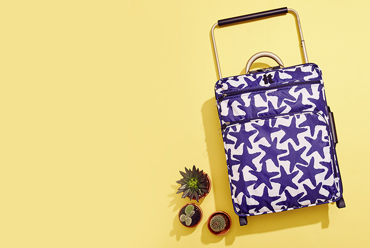 Packing for your holiday doesn't have to be stressful. Life & Style share how you can lighten the load of your hand luggage with these useful packing secrets.