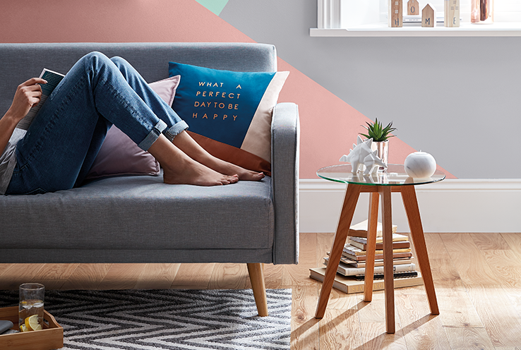 Keep your home up-to-date with our new and modern Scandi home collection