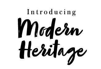 Introducing Modern Heritage
