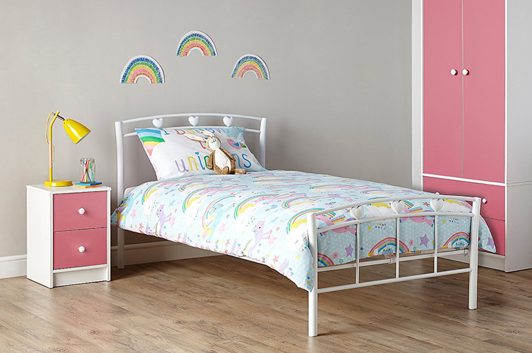 Create a space your child can learn sleep and play in, with practical style tips that can be achieved easily with Life & Style