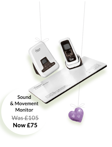 Shop Tommee Tippee digital sound and movement monitor