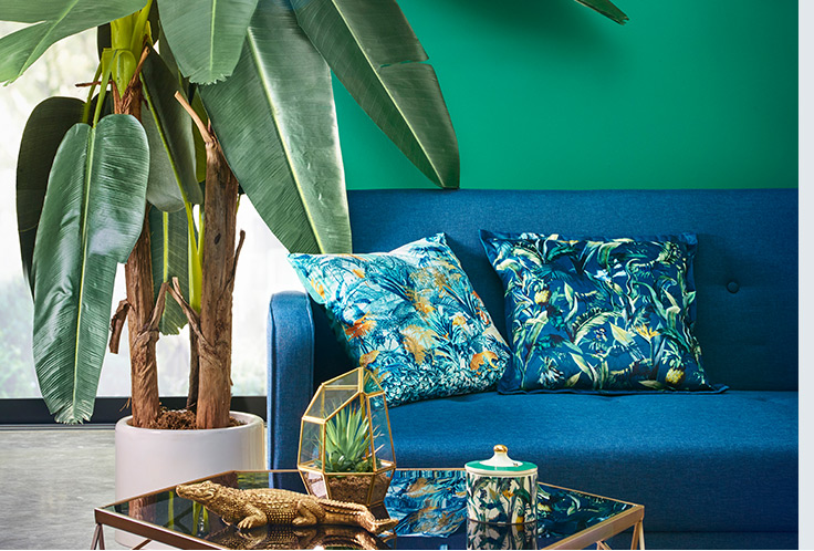 Turn your home into a botanical haven this spring with our indoor oasis range