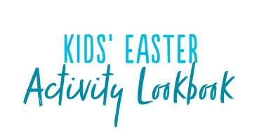 Kids' Easter Activity Lookbook