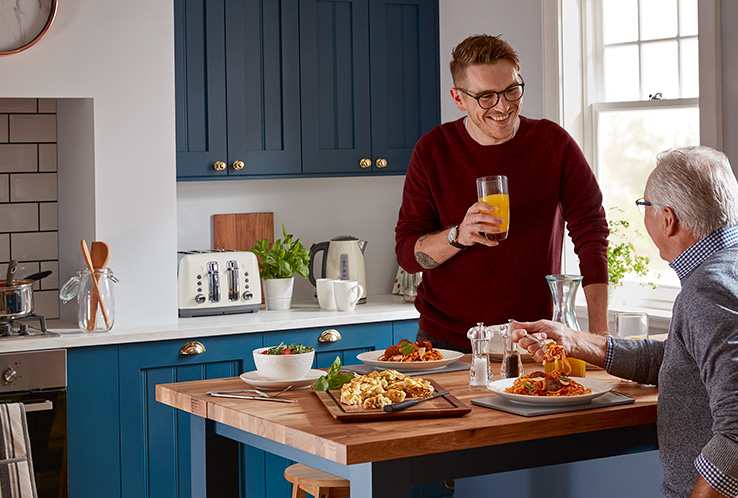 Have a read of our top kitchen appliances to stop you spending all day in the kitchen